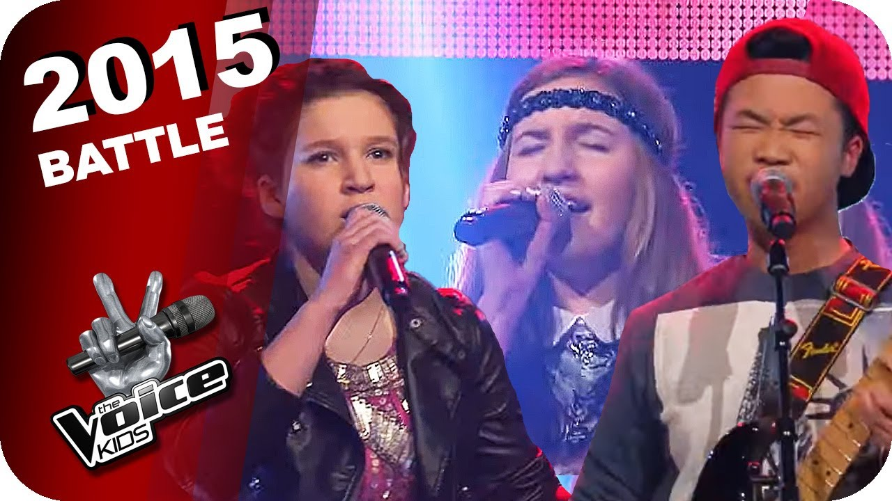 Evanescence - Bring Me To Life (Duy/Solomia/Sophie) | The Voice Kids 2015 | Battles | SAT.1