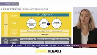 Yvelines | Le plan d'économies de Renault impacte le technocentre de Guyancourt