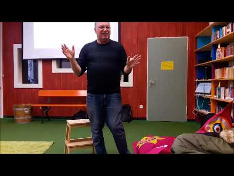 "YAACOV HEECHT AND DEMOCRATIC SCHOOLS (E PLUS PROJECT ""OWNING THE FUTURE"") PART 2"