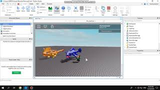 Creating Game Models For A Roblox Game