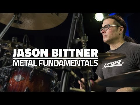 Jason Bittner - Metal Fundamentals (FULL DRUM LESSON)