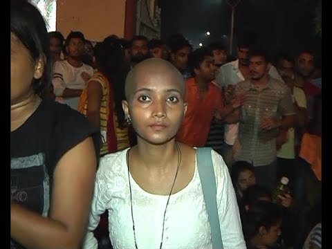 BHU protests against eve-teasing during PM Modi's varanasi t
