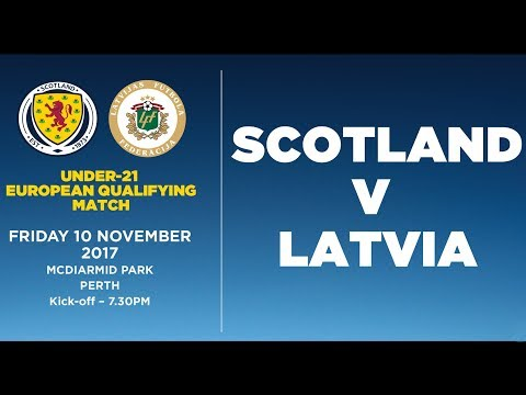 LIVE | Scotland Under 21s v Latvia Under 21s