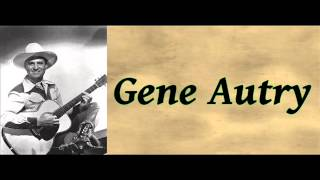 Press Along to the Big Corral - Gene Autry & The Cass County Boy