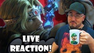 Super Smash Bros. Ultimate Direct - LIVE REACTION!