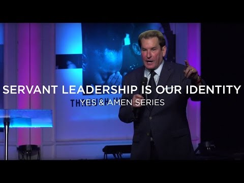 Servant Leadership is Our Identity | Pastor Rich Wilkerson Sr