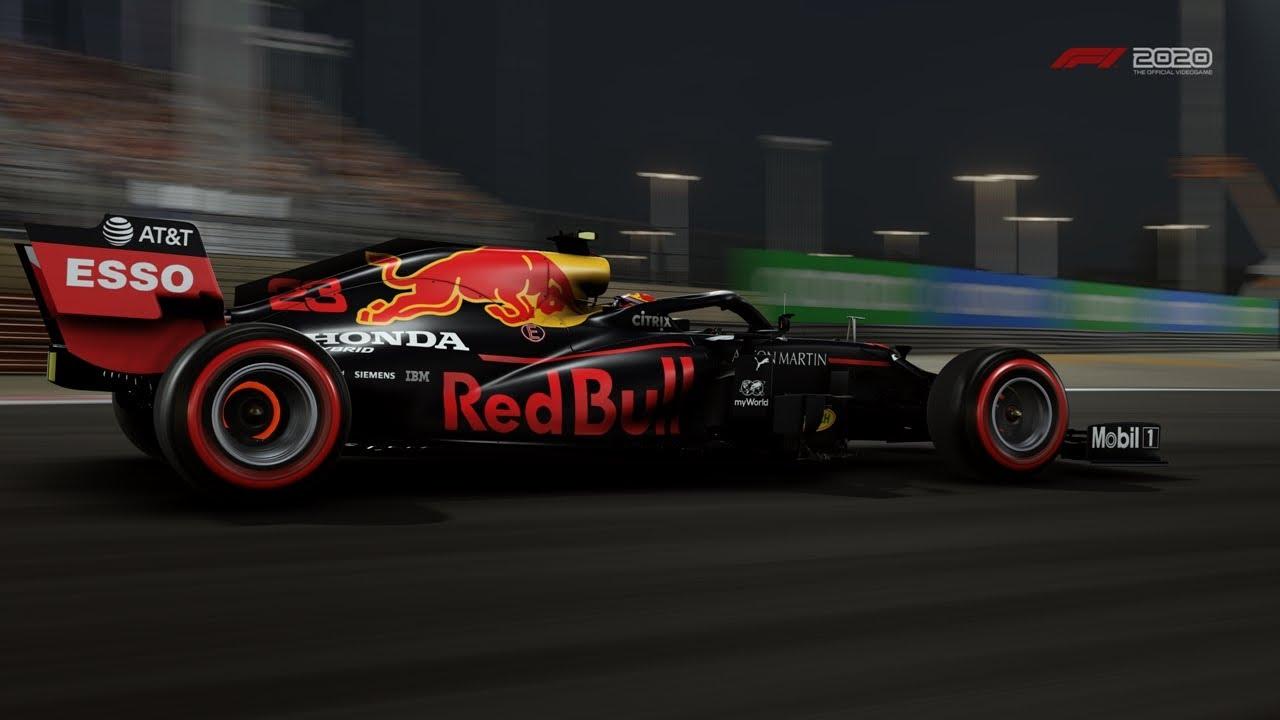 January 9, 2021 at 03:01AM F1 2020 | SHANGHAI INTERNATIONAL CIRCUIT