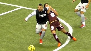 Big hits from Ontario Fury vs Soles de Sonora 02/21/16
