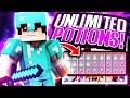UNLIMITED POTIONS! (Minecraft UHC Run)