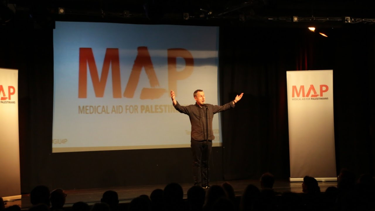 Give It Up for Palestine - MAP Comedy Night Highlights