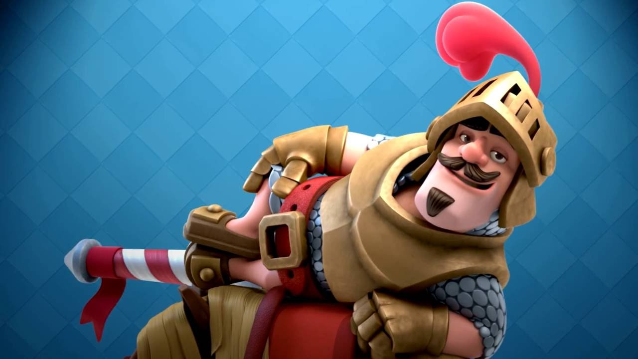 Clash Royale: O Príncipe e a lança - YouTube