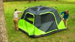 Ozark Trail 6-Person Instant Cabin Tent - Barraca Instantanea para 6 pessoas