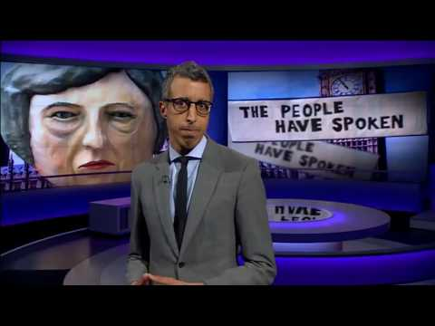 """""""Zombie"""" Theresa May is a dead woman walking"""