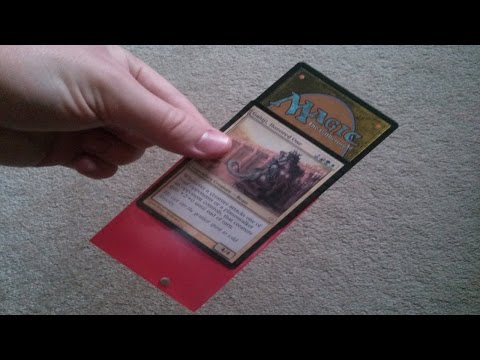 How to Make Paper MTG Proxies