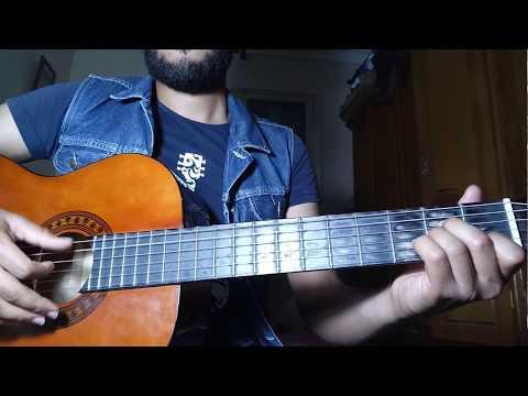 Saad Lamjarred - Ghazali Cover (Guitar Tutorial)Lessonغزالي غزالي بطريقة سهلة