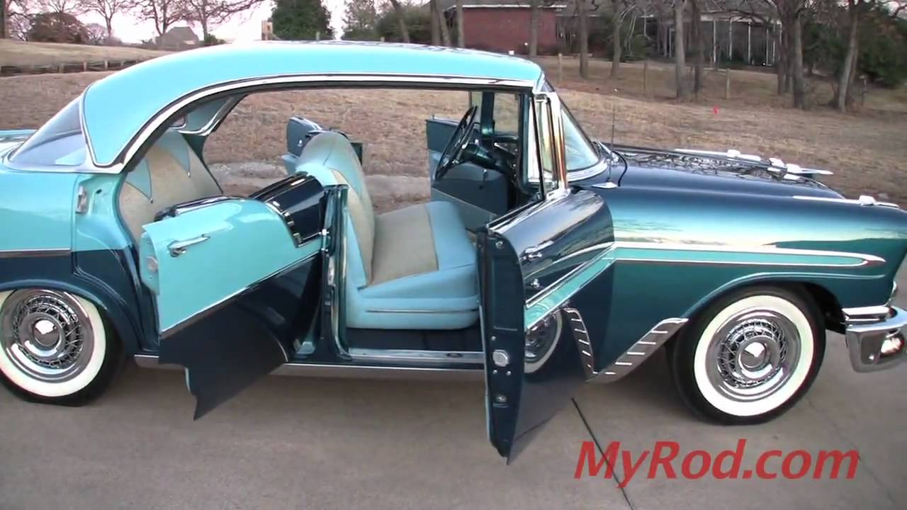 1956 chevrolet bel air isca champion us canada myrod com youtube