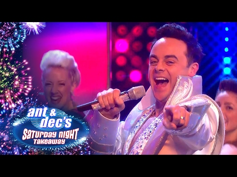 MAMMA MIA! & Motown: The Musical Cast Performance! - Saturday Night Takeaway