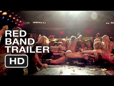 Magic Mike Red Band Trailer - Channing Tatum Movie HD
