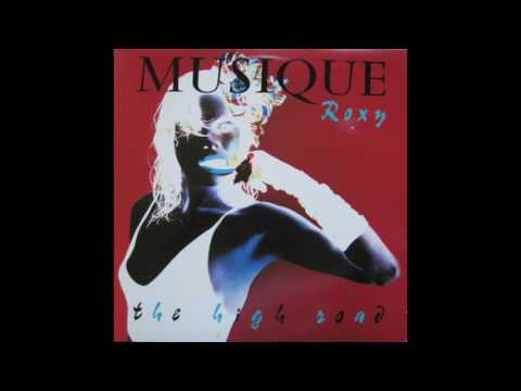 Roxy Music The High Road Side 1