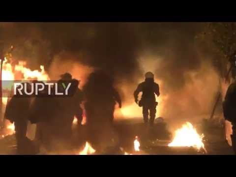 LIVE: Protesters rally in Athens to commemorate anniversary of Alexandros Grigoropoulos' killing