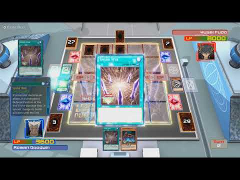 Let's Play Yu-Gi-Oh! Legacy of the Duelist (Reverse) #44 - Roman Empire  