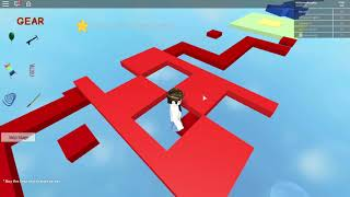 Roblox (830) Super Parkour Obby! Reached stage 100 to 250 how to pass stage 172.