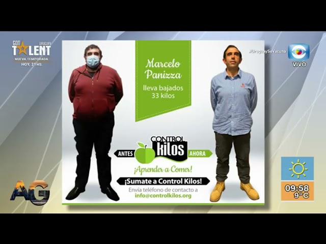 Marcelo Panizza en Arriba Gente (07-06-2021)