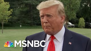 Trump On Mueller's Warning On Russia & 2020: You Don't Really Believe This? | The 11th Hour | MSNBC