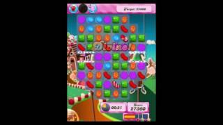 Candy Crush Saga Level 151 Walkthrough