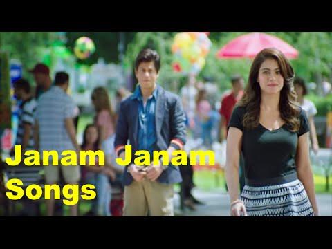 Janam Janam – Dilwale   Shah Rukh Khan   Kajol...