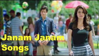 Janam Janam – Dilwale | Shah Rukh Khan | Kajol | Lyric Video 2015