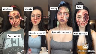 If Disney Characters died instead of having happily after | Tiktok Compilatio |