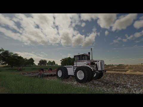 FS19 - County Line with Seasons - Fall tillage