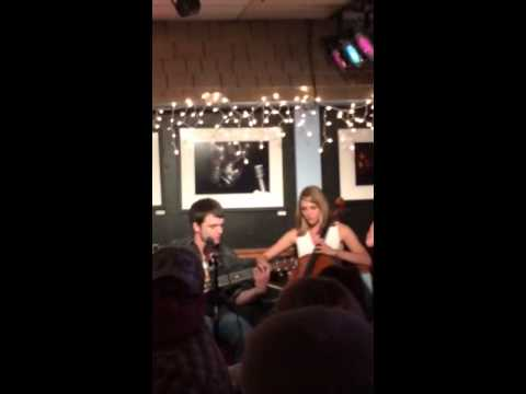 """At Ease"" performed by Justin Leigh Walters at the Bluebird"