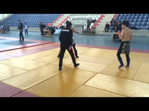 Togrul Tagizade vs Resul Rehimov (58kg Pankration)Baki chempionati