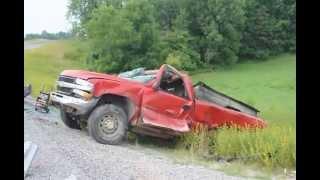Injury MVC - Yates Towing Recovering Vehicle on Patriot Parkway - 8/5/2014