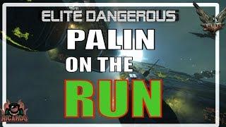Elite Dangerous Palin on the Run