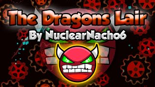 Geometry Dash [2.0] (Easy Demon) - The Dragons Lair by NuclearNacho6 - GuitarHeroStyles