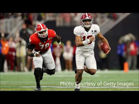 Scouting Expert on Tua Tagovailoa Best QB in the SEC, Nick Saban in Recruiting and the NFL Draft.
