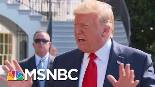 Trump Hires Undocumented Workers, Defends Raid That Left Kids | The Beat With Ari Melber | MSNBC