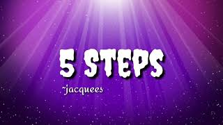 Gambar cover 5 Steps - Jacquees || lyrics