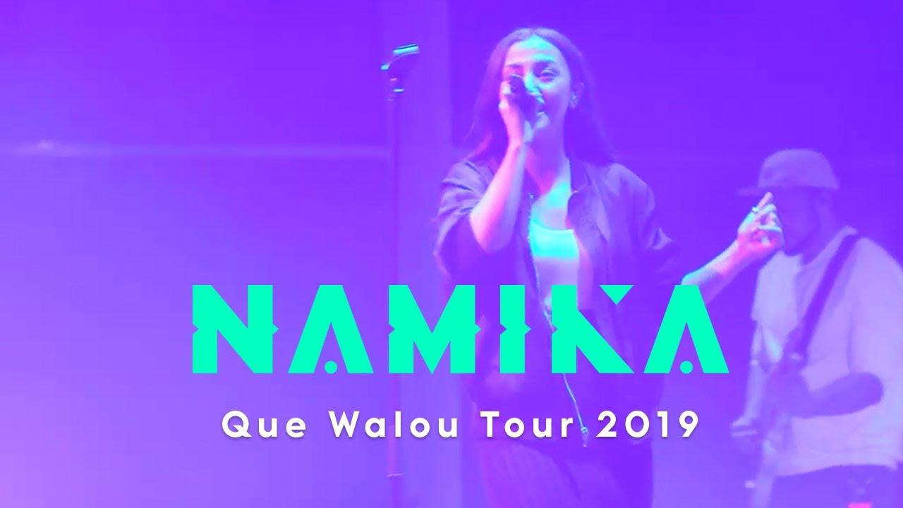 Namika - Que Walou Tour 2019