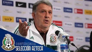 #AmorDeVerano🏖😎💕  | La Selección Azteca - Conferencia de Prensa