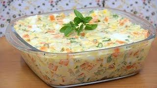 Surpreenda a Todos com essa Salada de Maionese