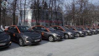 Службу каршеринга запустили в Новосибирске. Как арендовать автомобиль и куда на нем можно поехать?