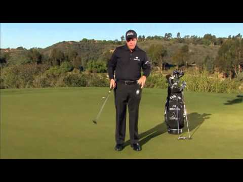 Phil Mickelson - A Putting Must See!