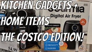 Day 1 of Kitchen Gadgets and Home Items - The Costco Edition!