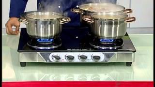 Bajaj Food Processors Cooktops