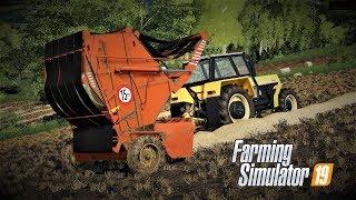 FarmingSimulator2019 Podwórkowe opowieści odc3 Msza przy ruskiej prasie