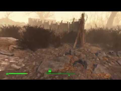 Fallout 4 Short - Most annoying glitch so far...